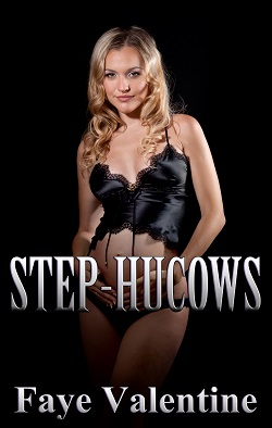 cover design for the book entitled Step-Hucows