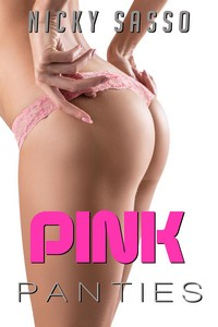 cover design for the book entitled Pink Panties