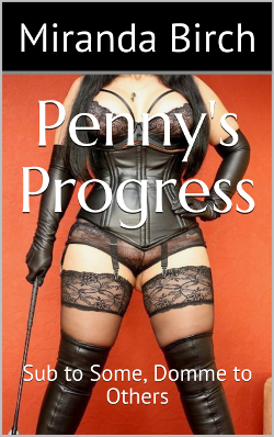 cover design for the book entitled Penny