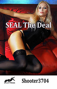 cover design for the book entitled SEAL The Deal