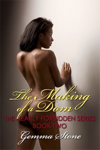 cover design for the book entitled The Making of a Dom