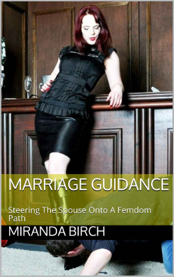 cover design for the book entitled Marriage Guidance