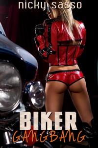 Biker Gangbang