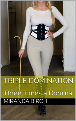 cover design for the book entitled Triple Domination