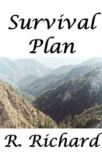 cover design for the book entitled Survival Plan
