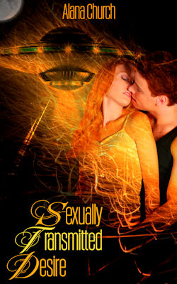 cover design for the book entitled Sexually Transmitted Desire