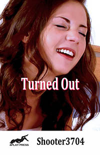 cover design for the book entitled Turned Out