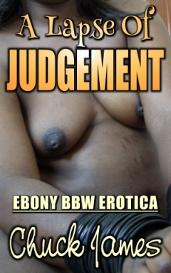 cover design for the book entitled A Lapse Of Judgement