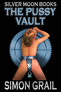 cover design for the book entitled The Pussy Vault