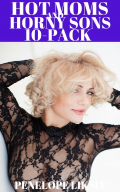 Hot Moms And Horny Sons 10-Pack