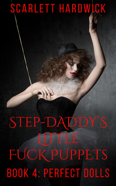 cover design for the book entitled Perfect Dolls