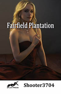 cover design for the book entitled Fairfield Plantation