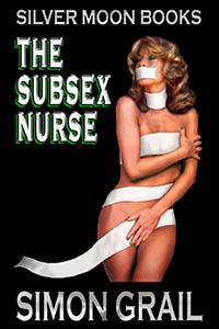 cover design for the book entitled The Subsex Nurse