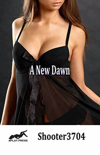cover design for the book entitled A New Dawn