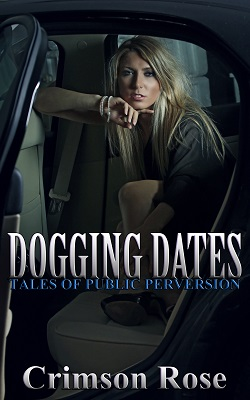 cover design for the book entitled Dogging Dates