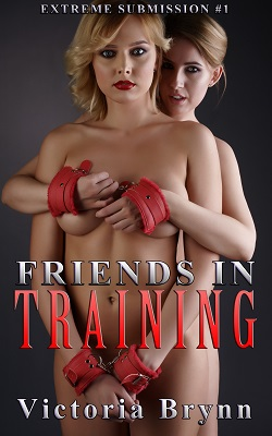 cover design for the book entitled Friends in Training