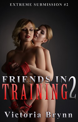 cover design for the book entitled Friends in Training 2