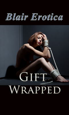 cover design for the book entitled Gift Wrapped