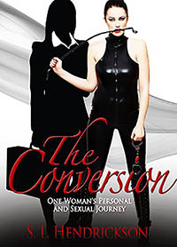 cover design for the book entitled The Conversion