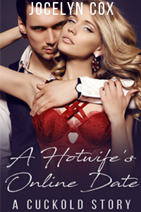 cover design for the book entitled A Hotwife