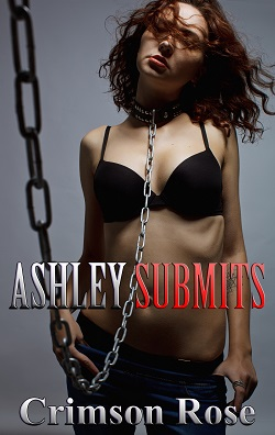cover design for the book entitled Ashley Submits