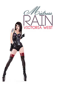 cover design for the book entitled Mistress Rain
