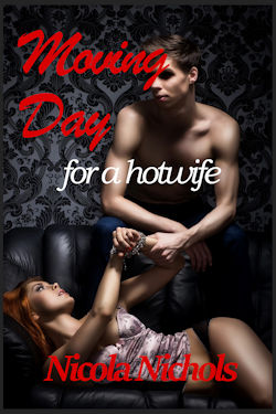 cover design for the book entitled Moving Day (For a Hotwife)