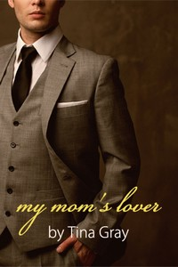 cover design for the book entitled My Mom