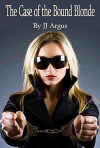 The Case of the Bound Blonde by Argus