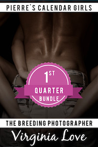 Pierre's Calendar Girls: First Quarter Bundle