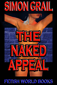cover design for the book entitled The Naked Appeal