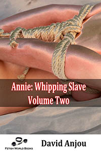 cover design for the book entitled Annie: Whipping Slave, Volume Two