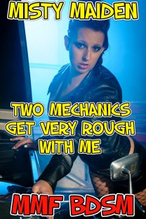 Two mechanics get very rough with me