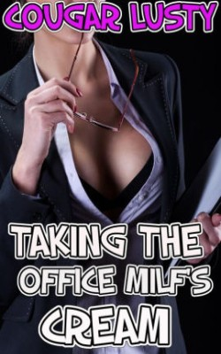 Taking the office milf