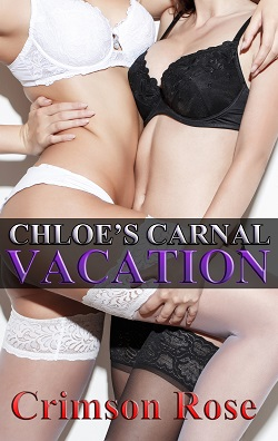 cover design for the book entitled Chloe