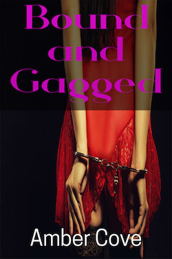 cover design for the book entitled Bound and Gagged