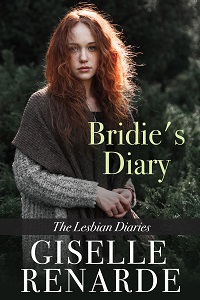 cover design for the book entitled Bridie