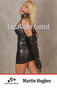 cover design for the book entitled Linda Under Control