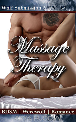 cover design for the book entitled Massage Therapy