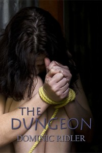 cover design for the book entitled The Dungeon