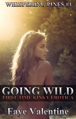 cover design for the book entitled Going WIld