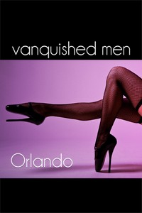 cover design for the book entitled Vanquished Men