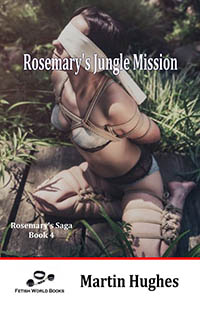 cover design for the book entitled Rosemary