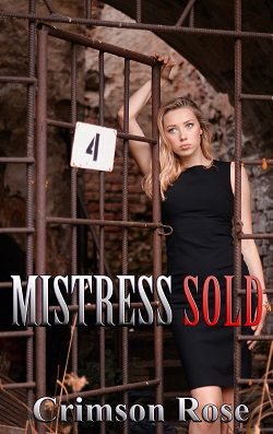 cover design for the book entitled Mistress Sold