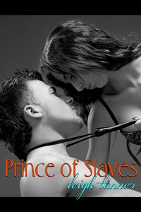 cover design for the book entitled Prince of Slaves