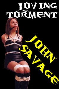 cover design for the book entitled Loving Torment