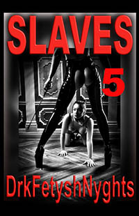 cover design for the book entitled SLAVES 5