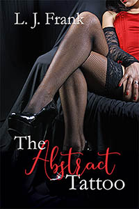 cover design for the book entitled The Abstract Tattoo