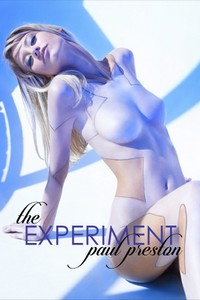 cover design for the book entitled The Experiment