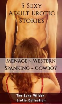 5 Sexy Adult Erotic Stories